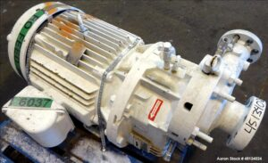 API 610 CP PUMP: TYPES AND ROLES
