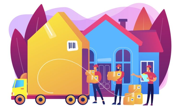 Moves with Packers and Movers