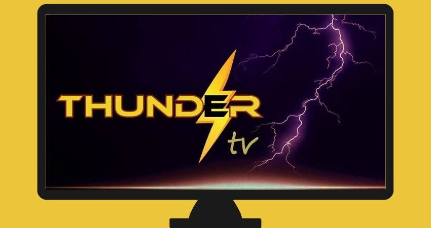 the thunder TV